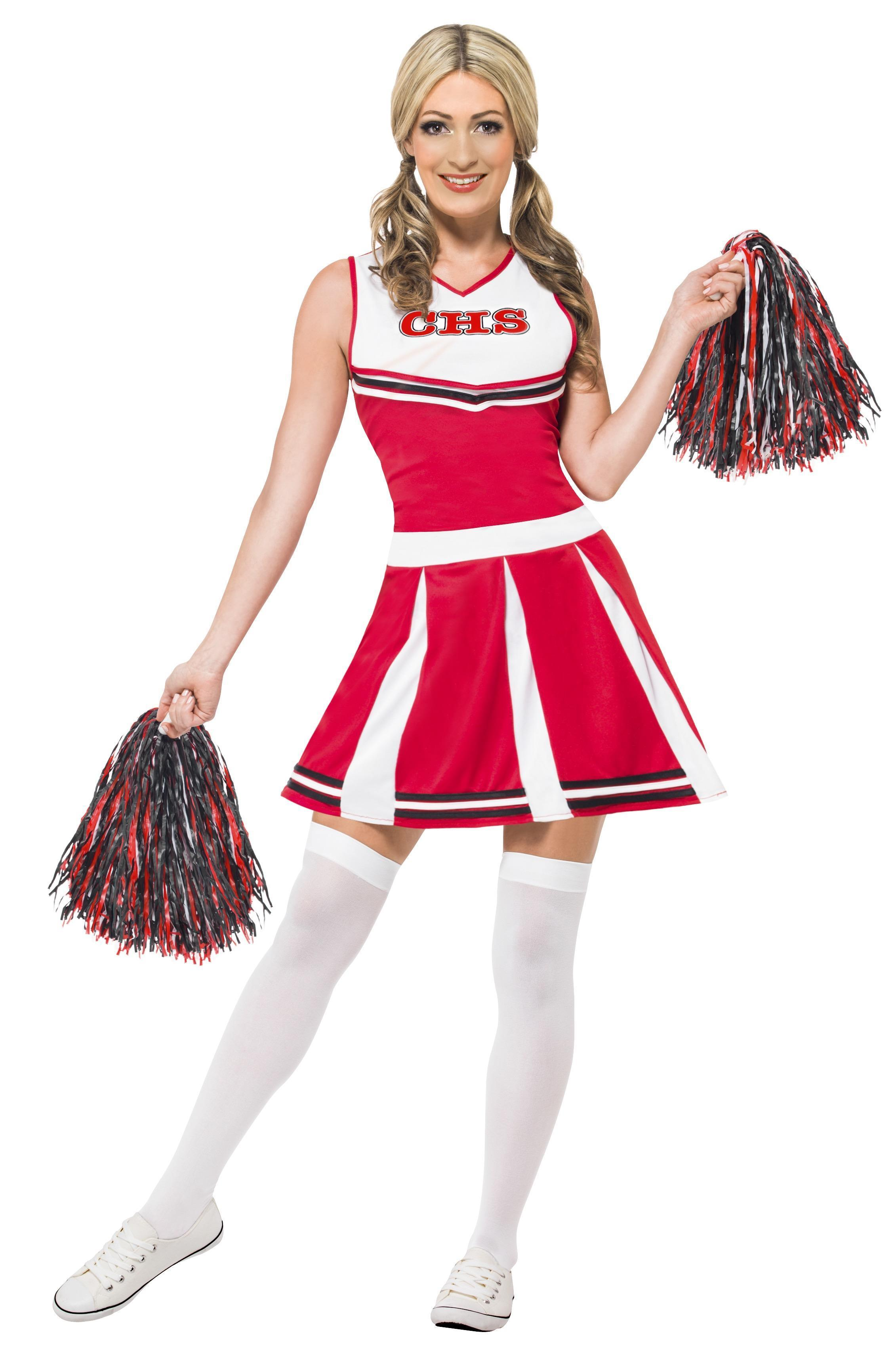Cheerleader Costume Red