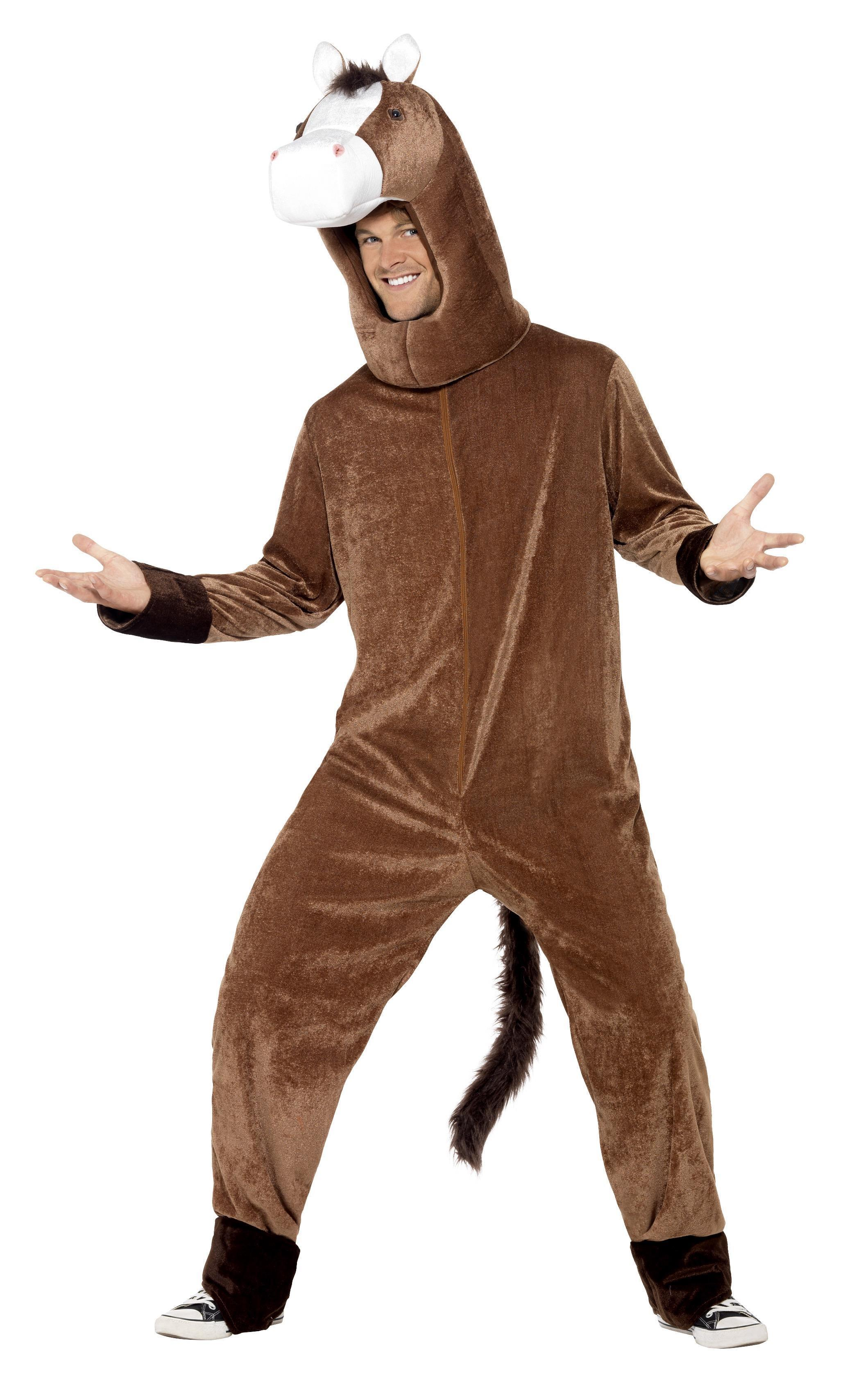 Horse Costume Brown