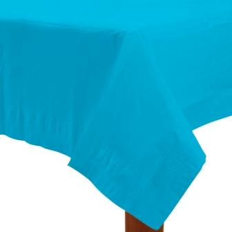 Table Cover Caribbean Blue Rectangle