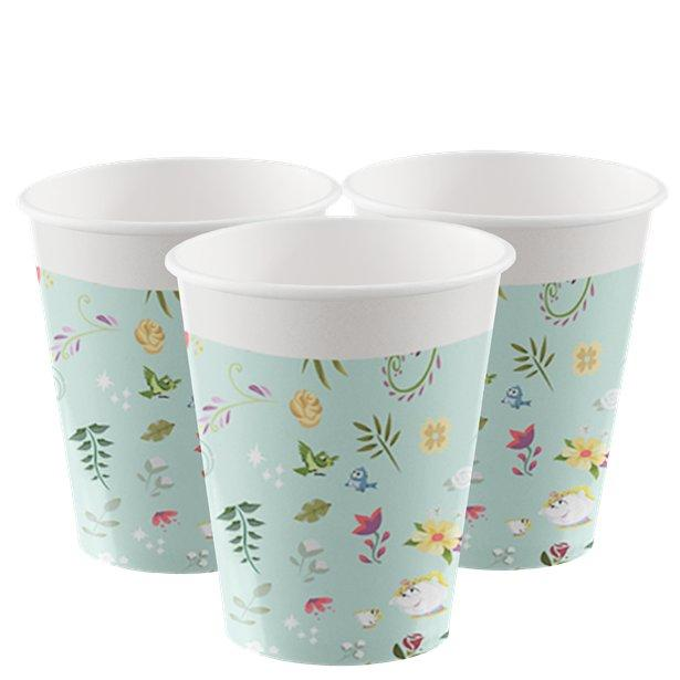 Plastic Cups Disney Princess True