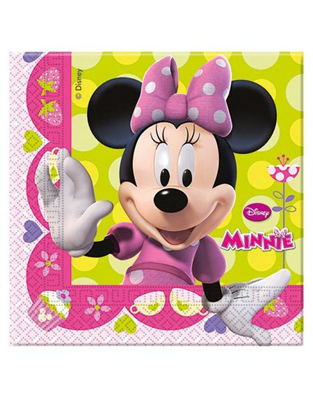 Paper Napkins Minnie Mouse