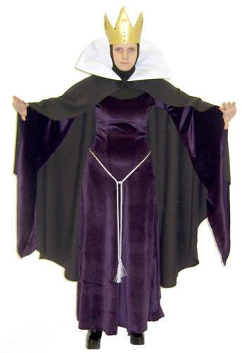 Evil Queen Hire Costume
