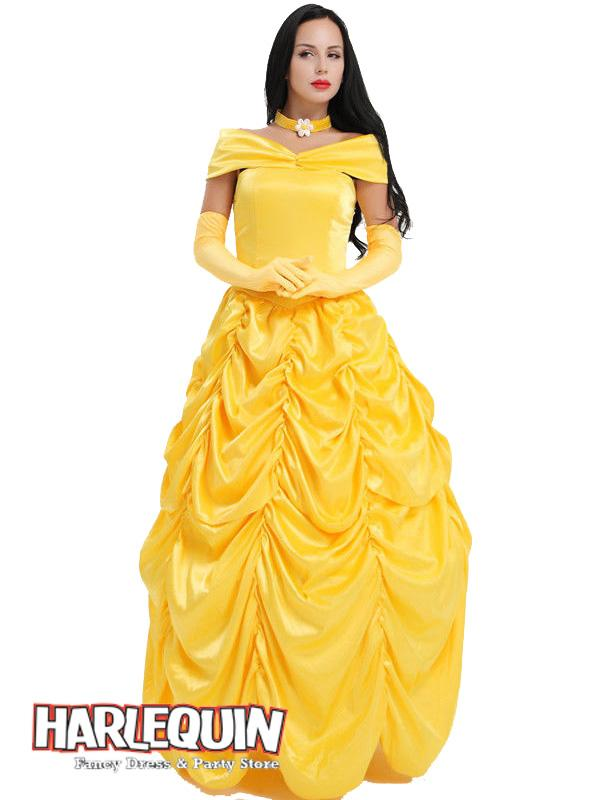 Belle Style 1 Hire Costume
