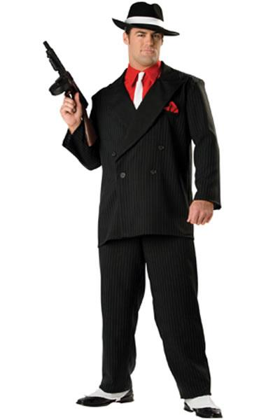 1920s Gangster Hire Costume