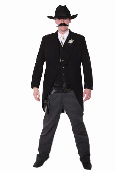 Cowboy Sheriff Hire Costume