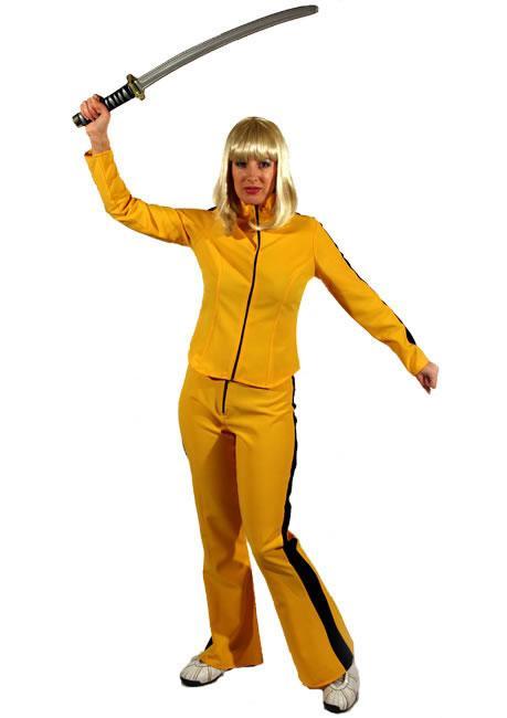 Kill Bill Hire Costume