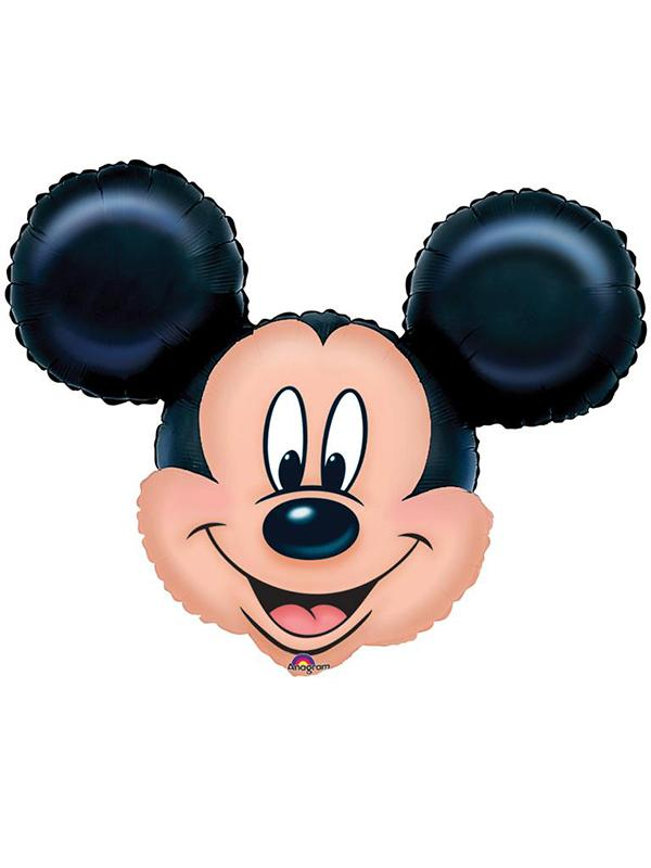 Foil Balloon Disney Mickey Mouse Head