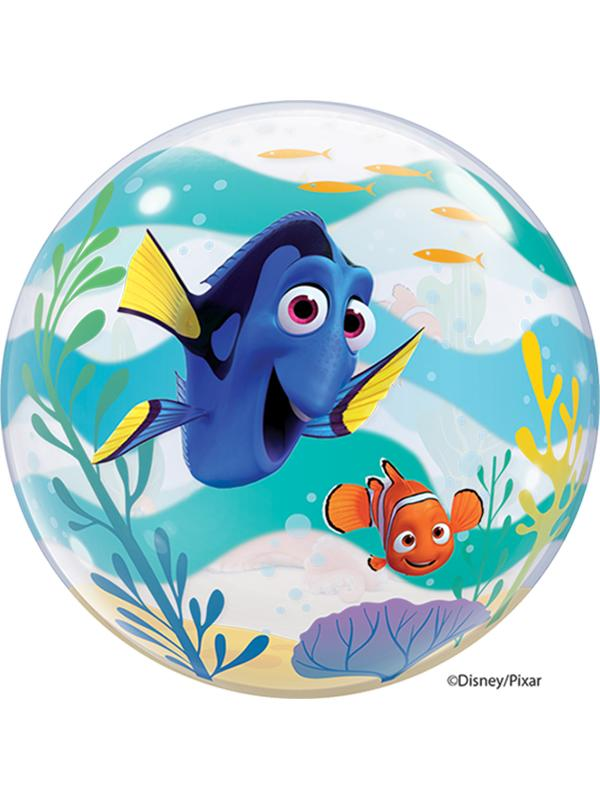 Bubble Balloon Finding Dory