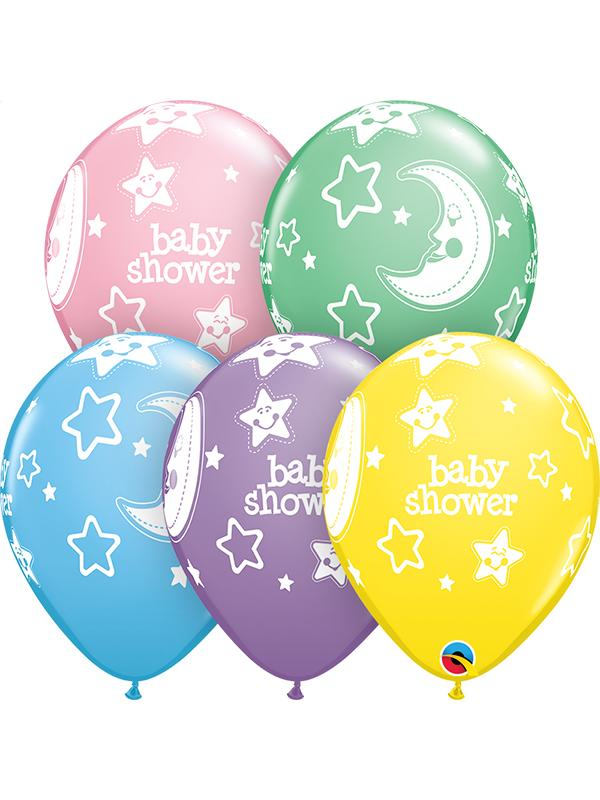 Latex Balloons Baby Shower