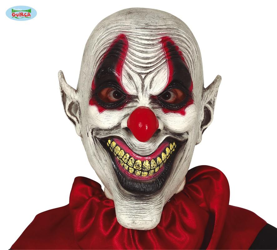 Sarcastic Horror Clown Mask