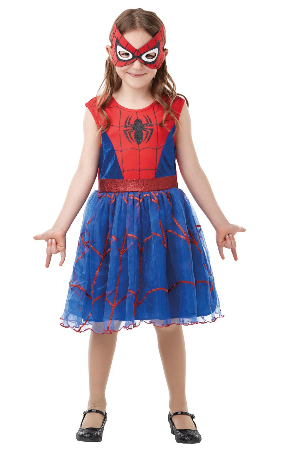 Deluxe Spider-Girl Costume Kids