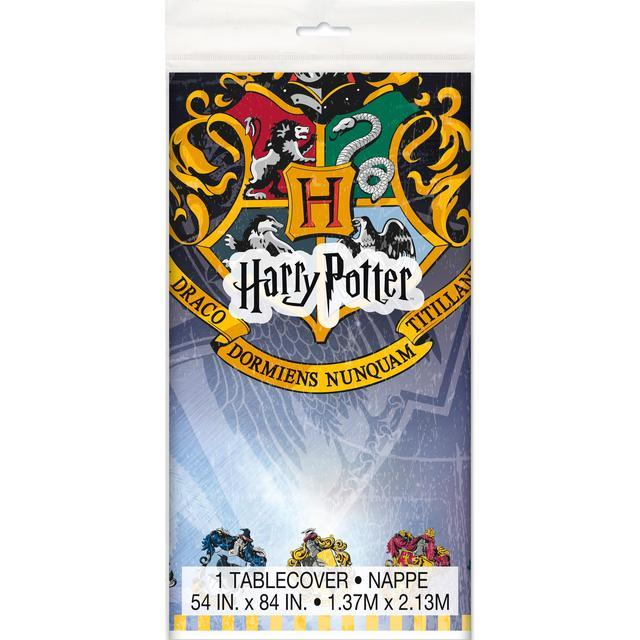Plastic Table Cover Harry Potter