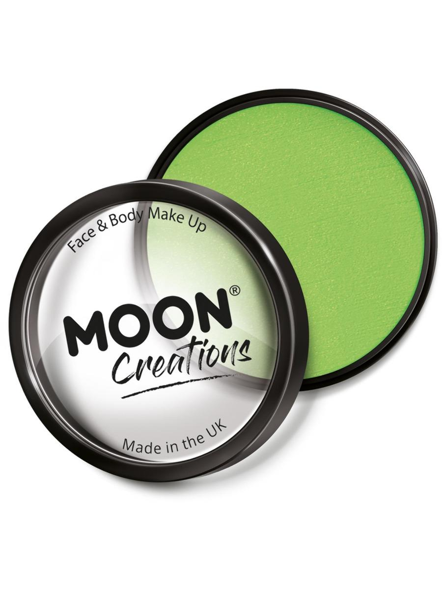 Moon Creations Pro Face Paint Light Green