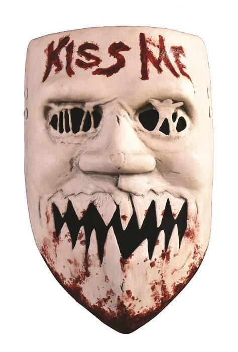 Official The Purge Election Years Kiss Me Mask