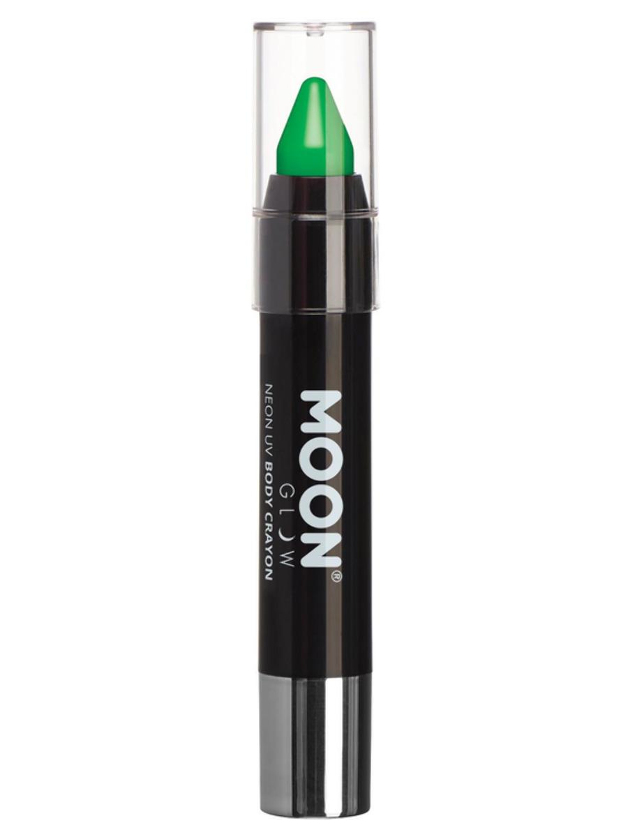 UV Face Paint Stick Neon Green