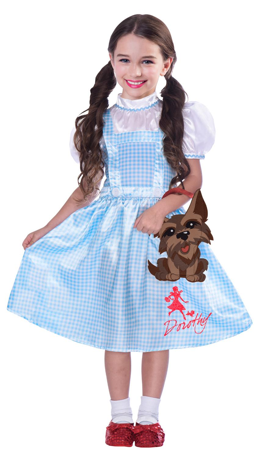 Kids Classic Wizard of Oz Dorothy Costume