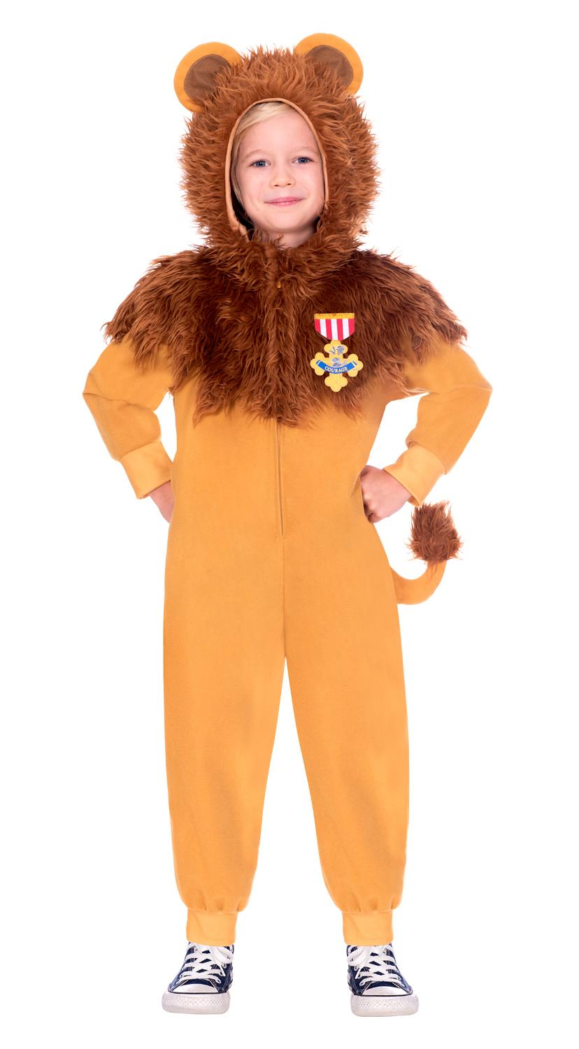 Kids Classic Wizard of Oz Cowardly Lion Costume