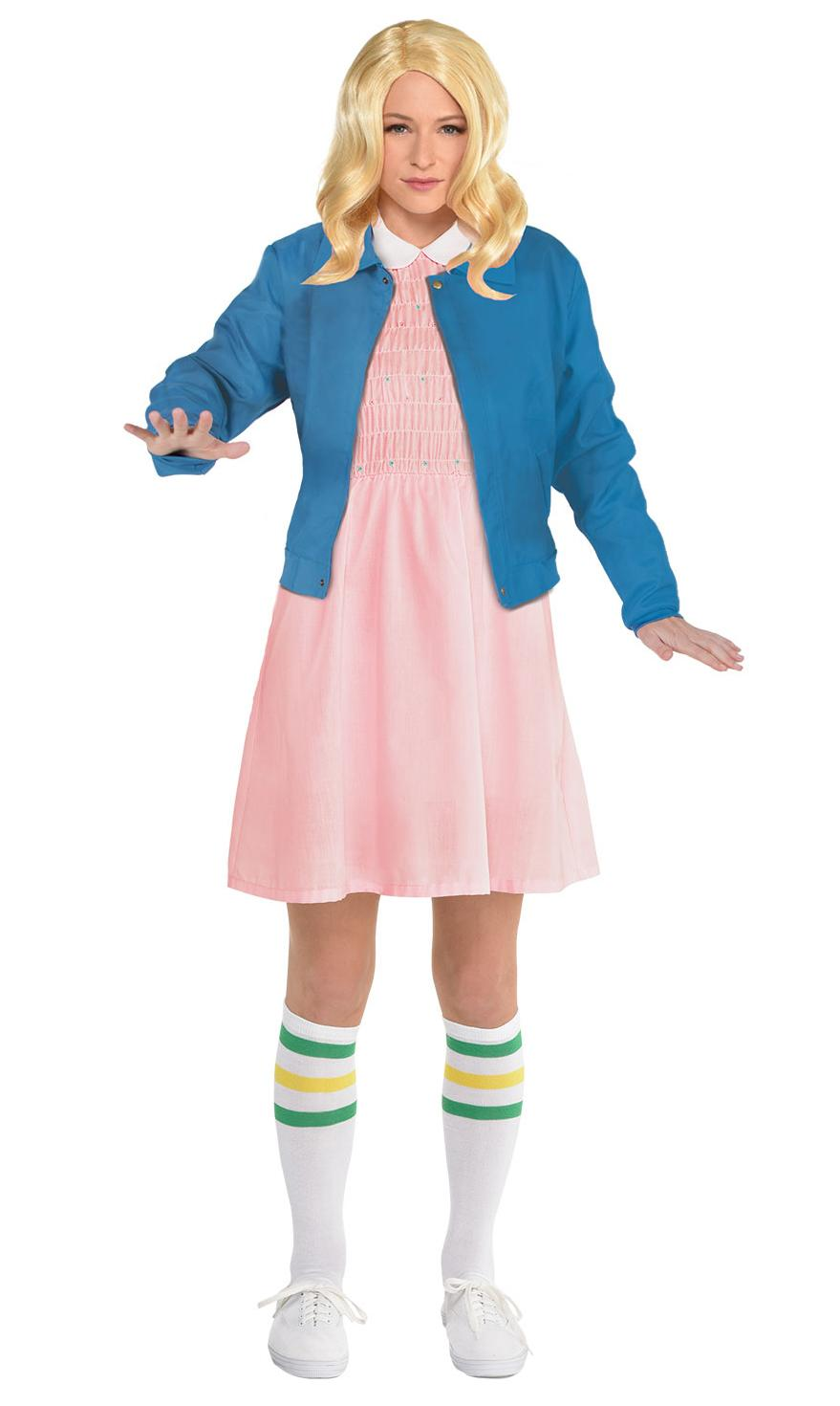 Stranger Things Eleven Adult Costume