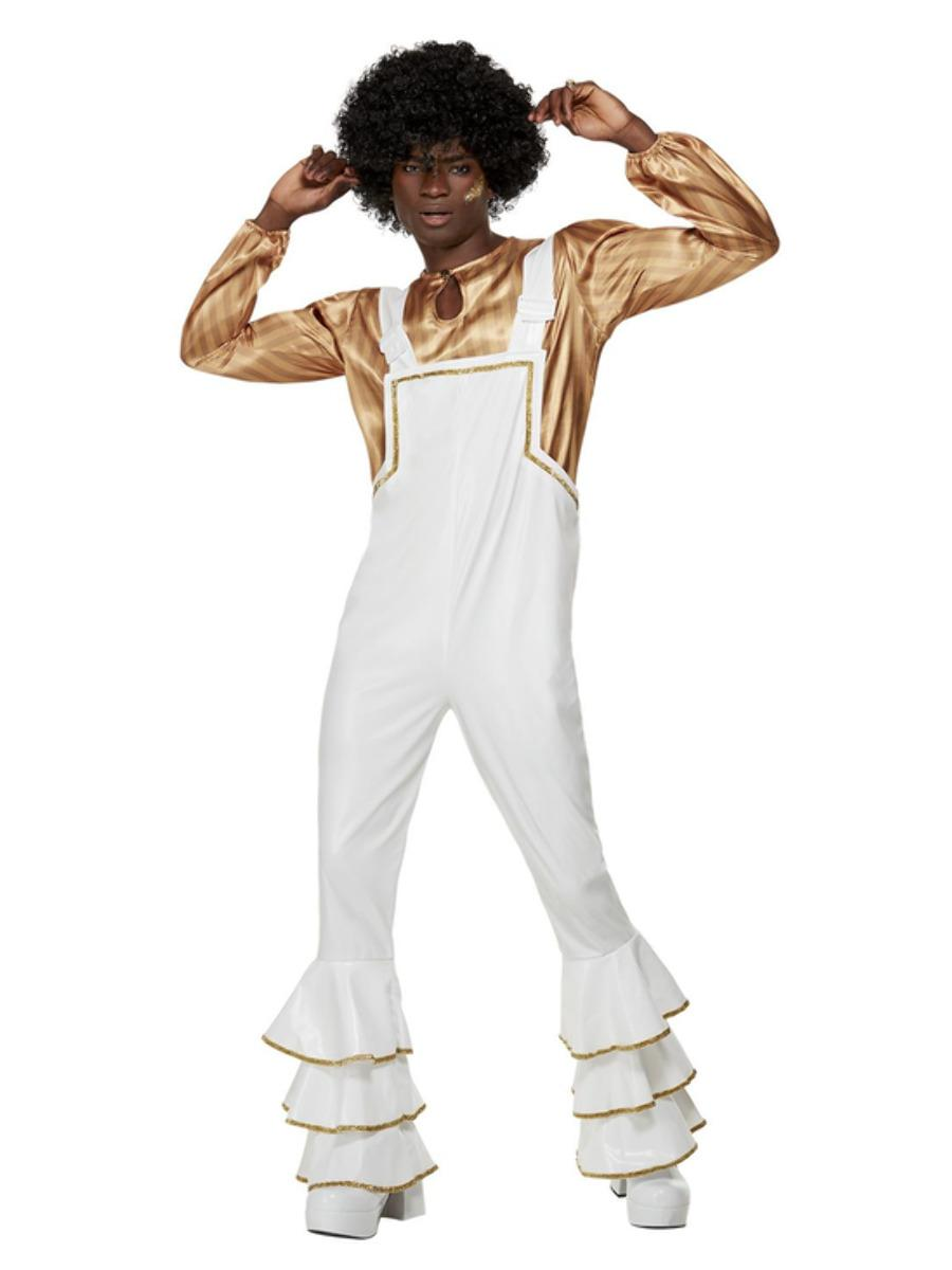 70s Glam Dungaree Costume