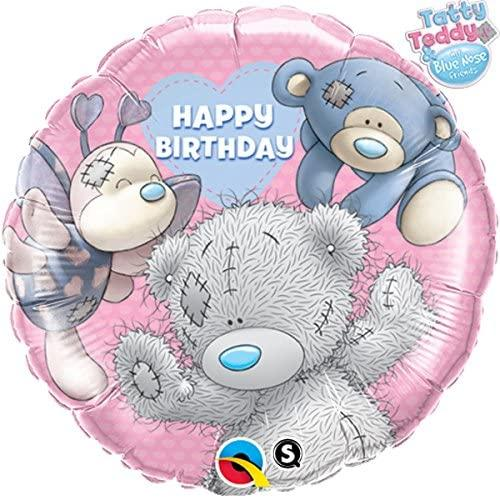 Foil Balloon Birthday Tatty Teddy