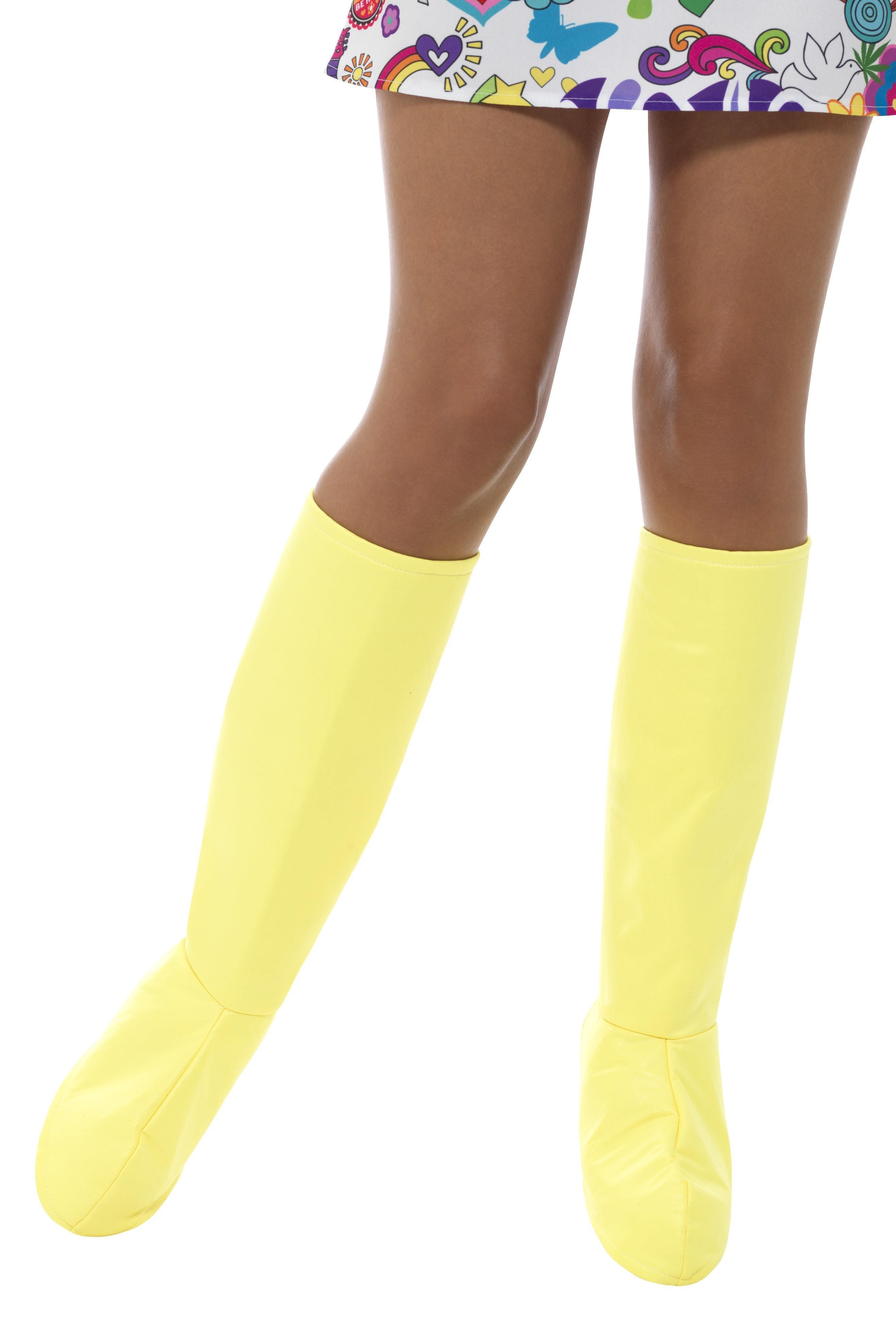 GoGo Boot Covers Yellow