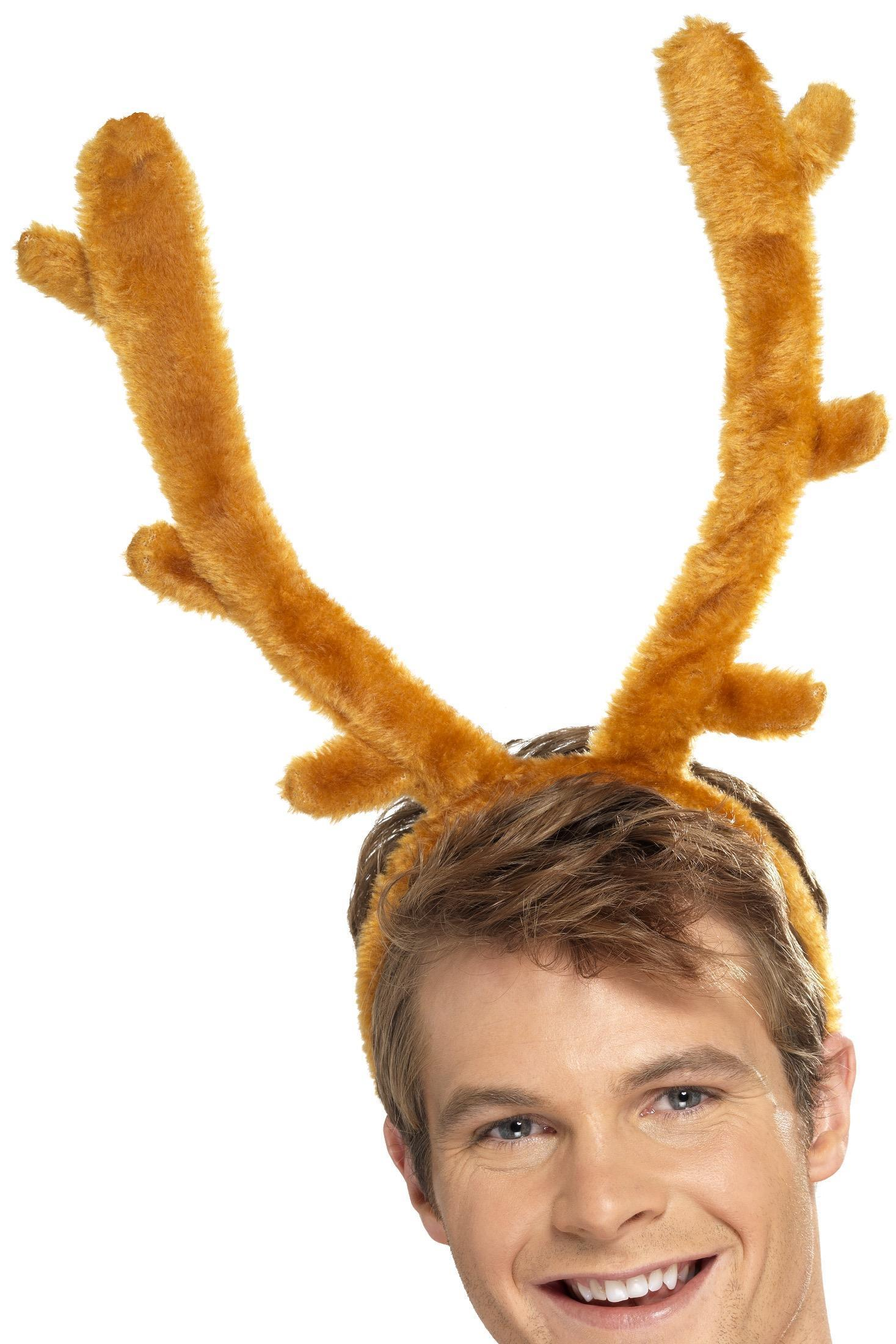 Stag Night Horns Brown