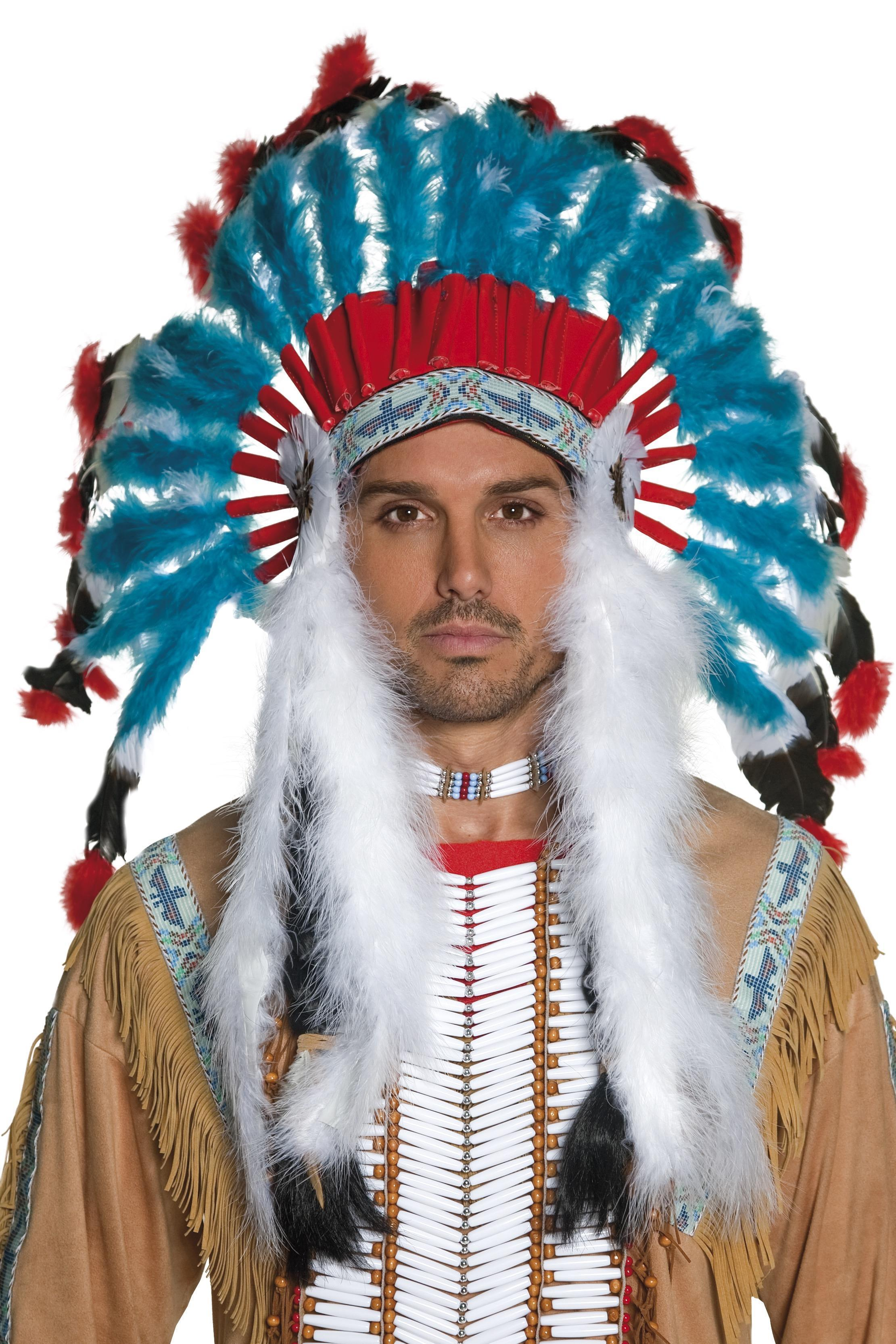 Native American Deluxe Headdress