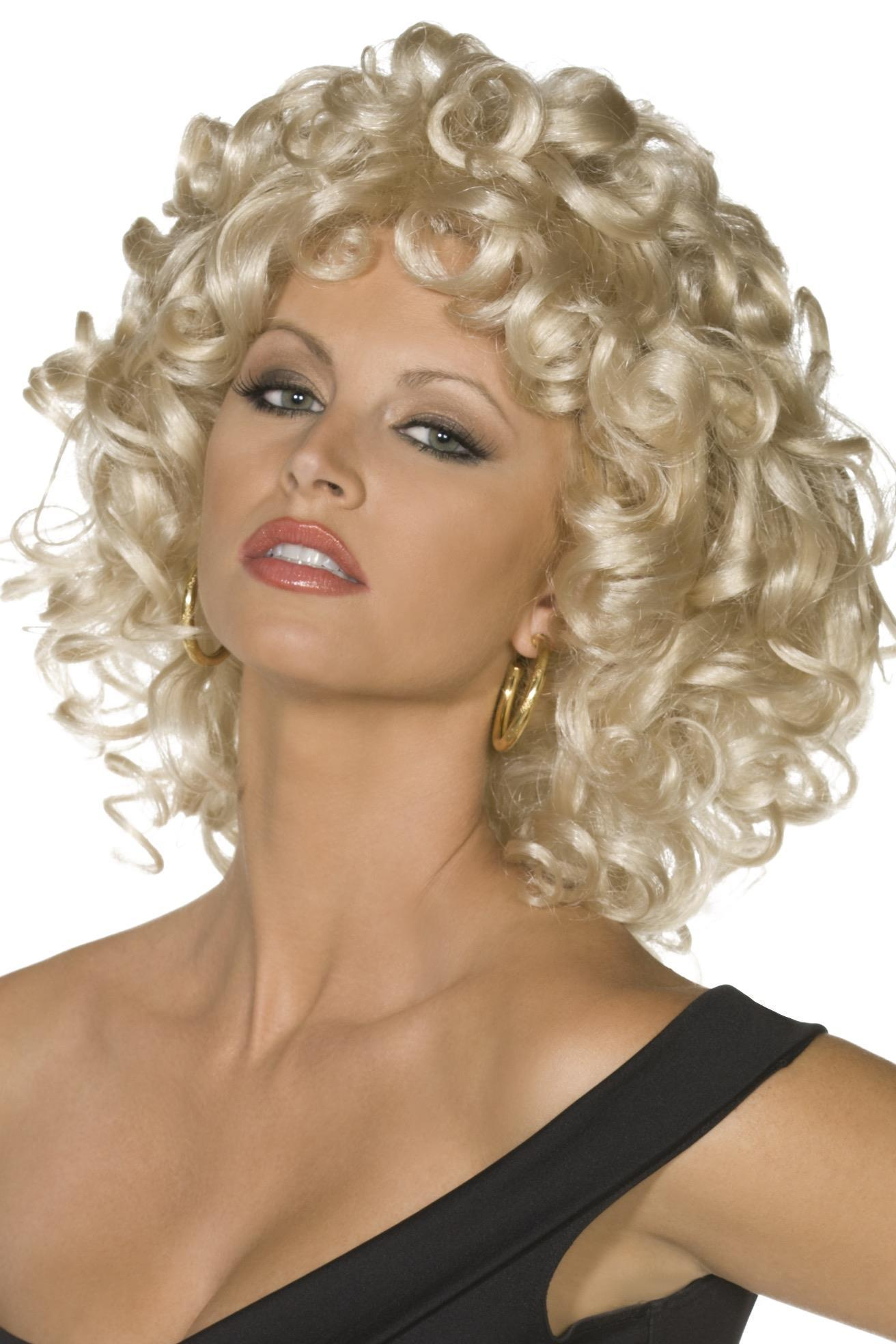 Grease Sandy Last Scene Wig Blonde