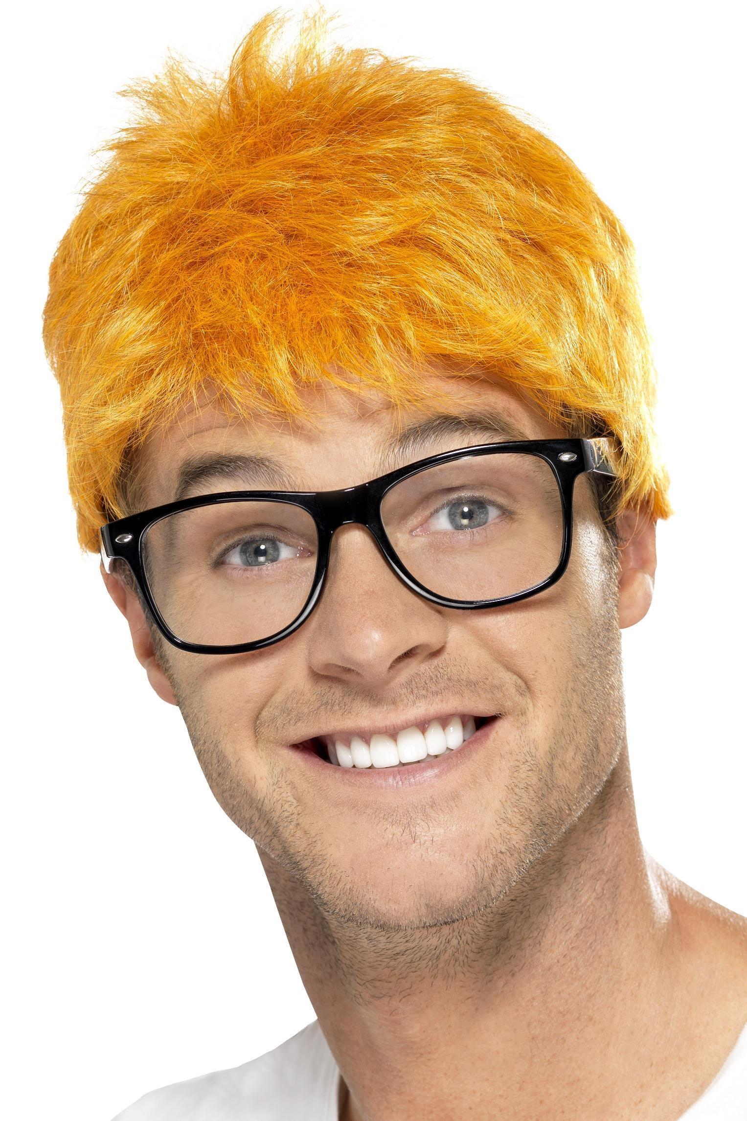 90s TV Host Wig Kit Ginger