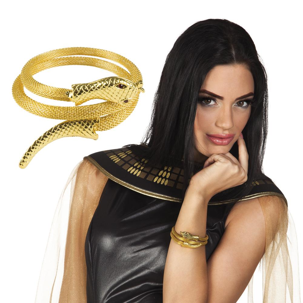 Serpent of the Nile Bracelet