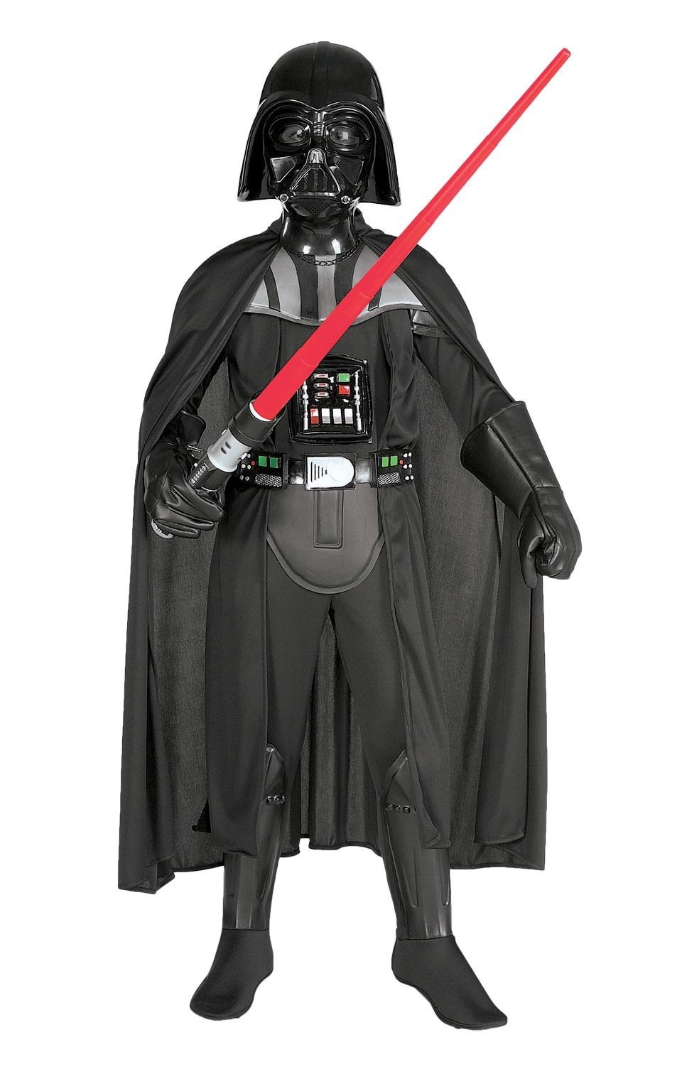 Deluxe Darth Vader Costume Kids