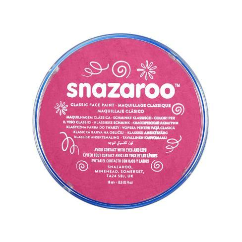 Snazaroo 18ml Face Paint Bright Pink