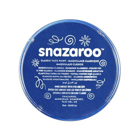 Snazaroo 18ml Face Paint Royal Blue