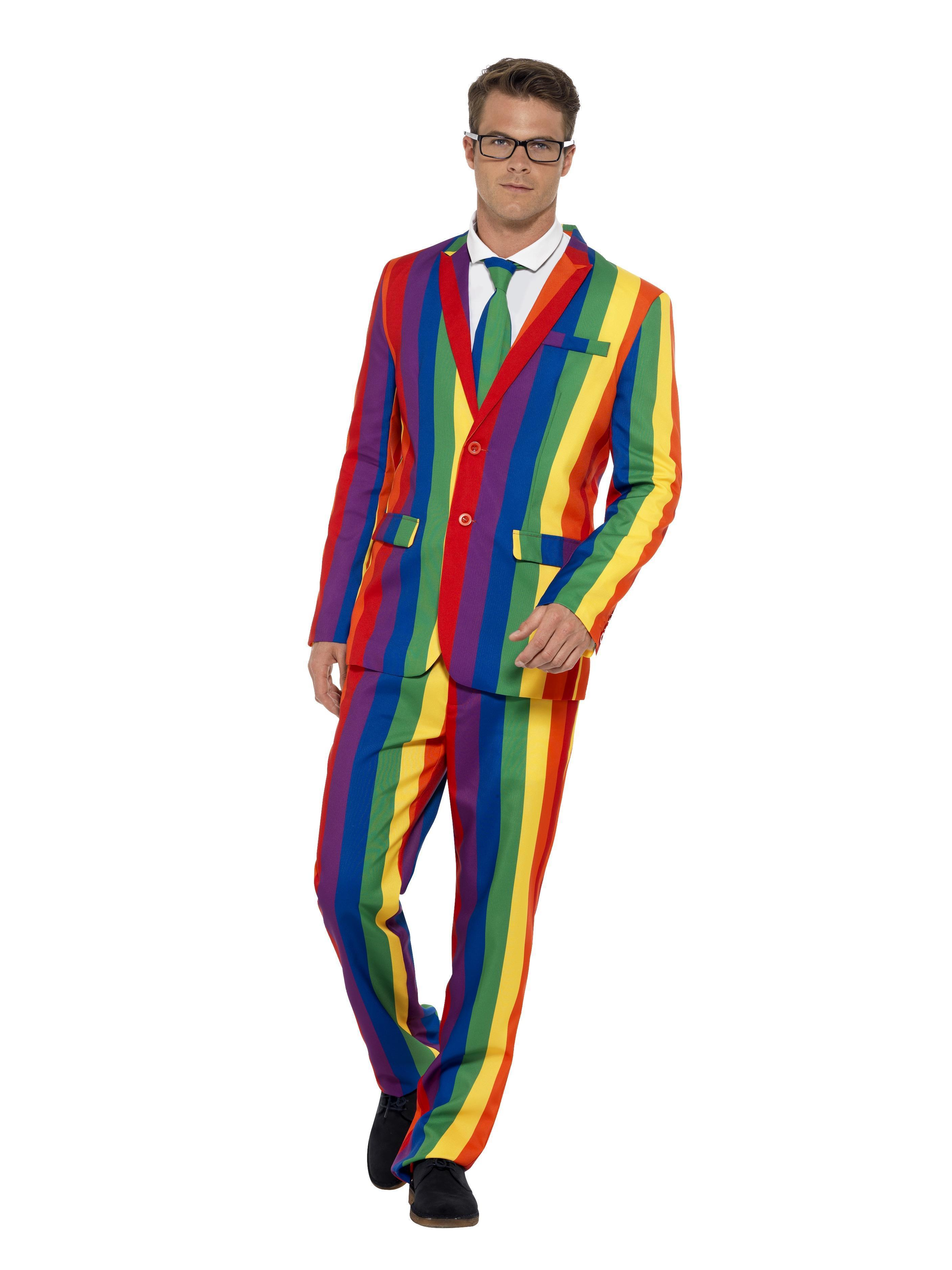 Over The Rainbow Stand Out Suit