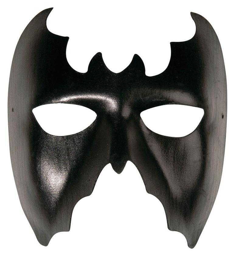 Bat Eye Mask Black