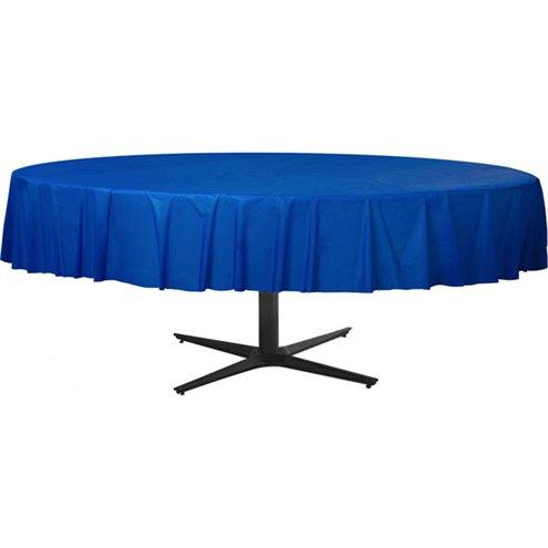 Table Cover Royal Blue Round