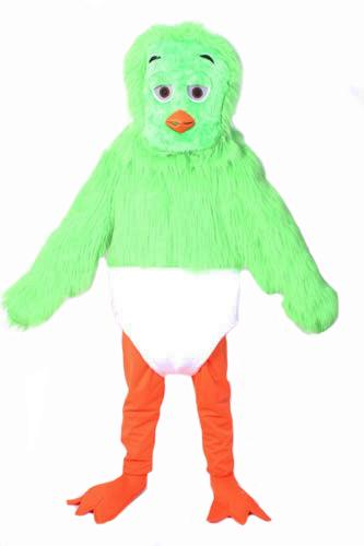 Orvil Duck Mascot Hire Costume