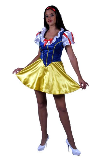 Sexy Snow White Hire Costume