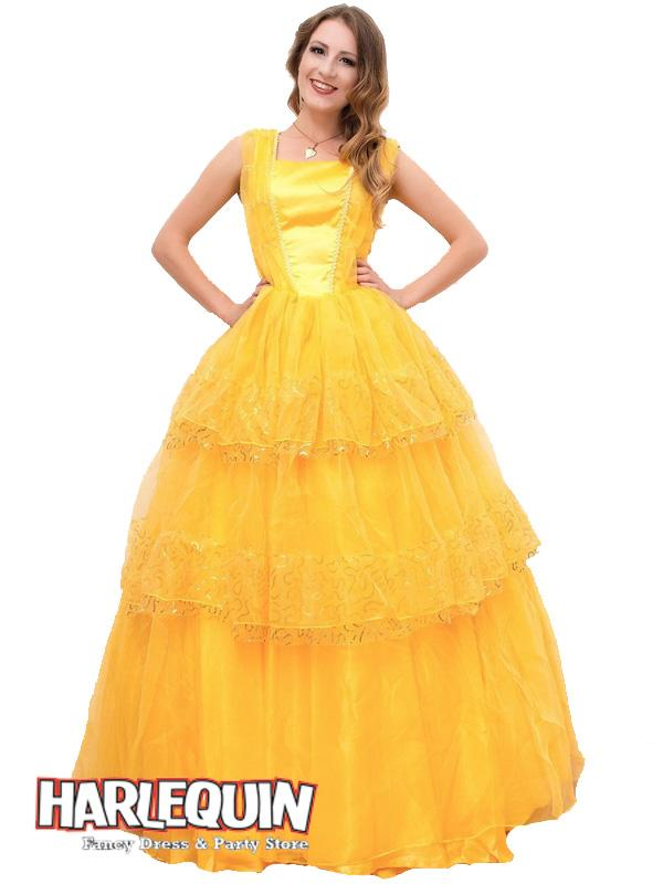 Belle Style 2 Hire Costume