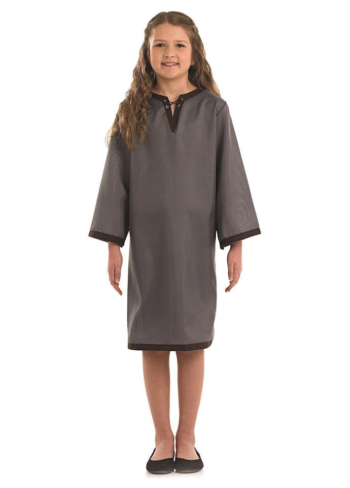 Kids Saxon Girl Costume