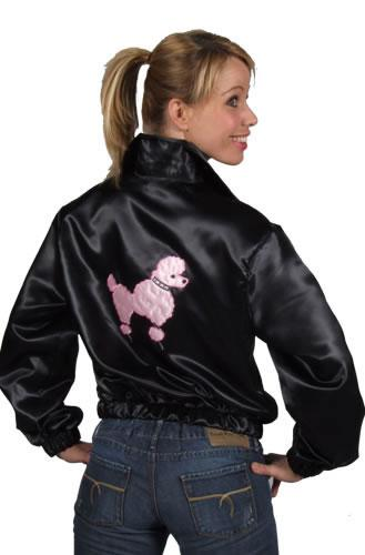 1950s Poodle Jacket Hire Costume