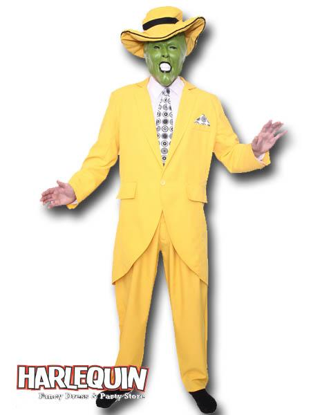 The Mask Hire Costume