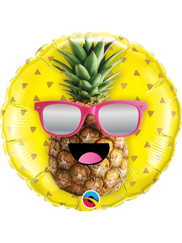 Foil Balloon Mr Cool Pineapple