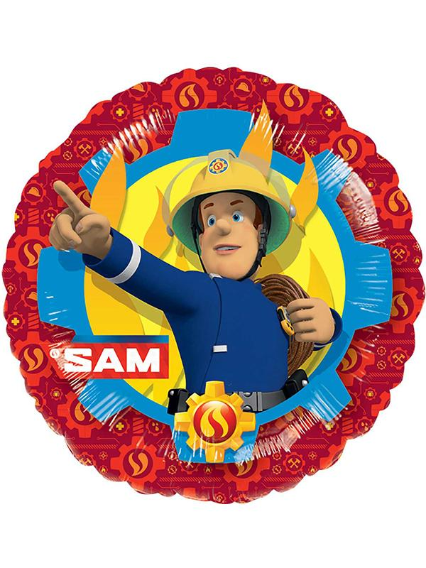 Foil Balloon Fireman Sam