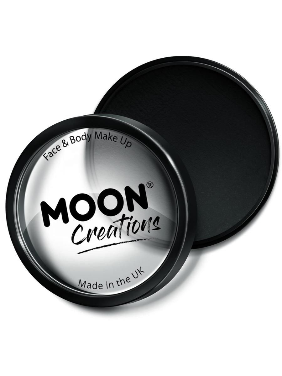 Moon Creations Pro Face Paint Black