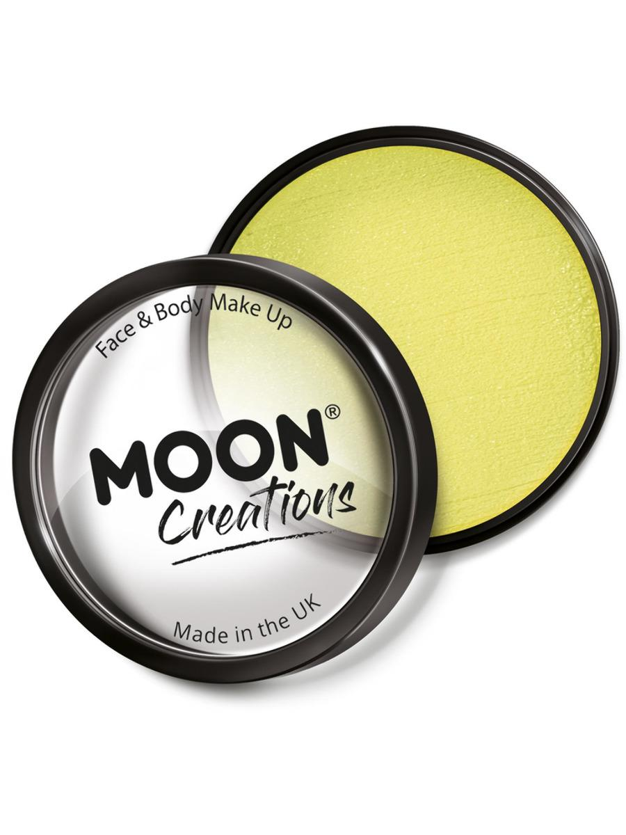 Moon Creations Pro Face Paint Light Yellow
