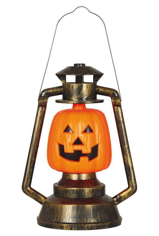 Pumpkin Lantern with Lights