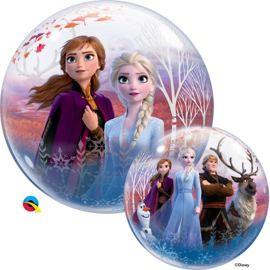 Disney Frozen 2 Bubble Balloon