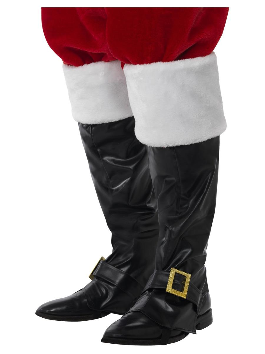 Santa Boot Covers, Deluxe