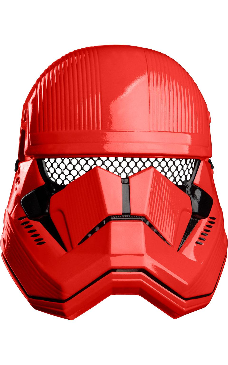 Sith Trooper Mask Red Child Size